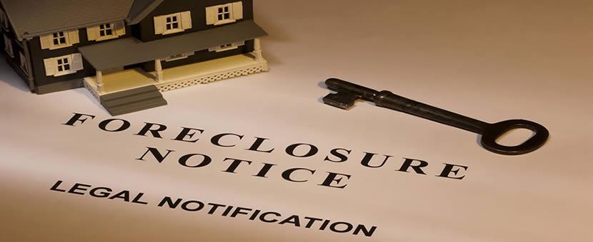 Noticia de Foreclosure