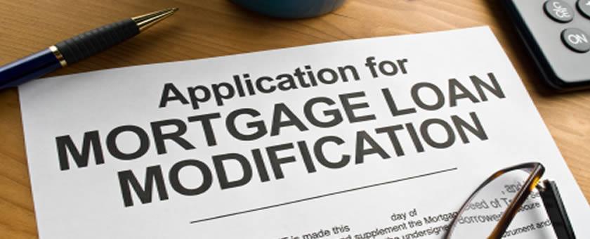 Modificacion de Prestamo Hipotecario