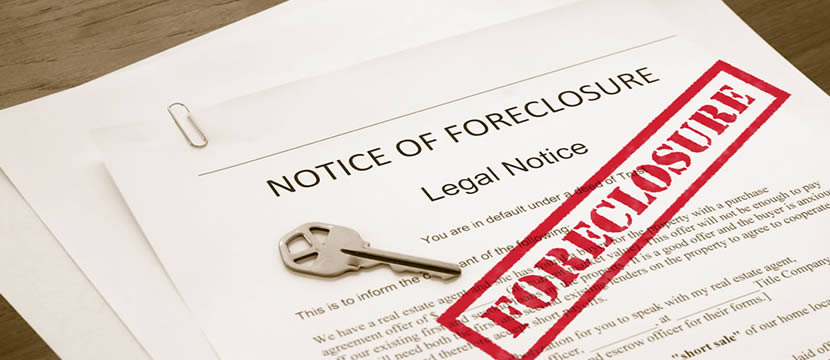 Nopticia de Foreclosure