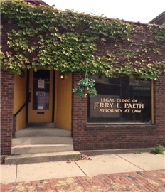 Legal Clinic Of Jerry L. Paeth